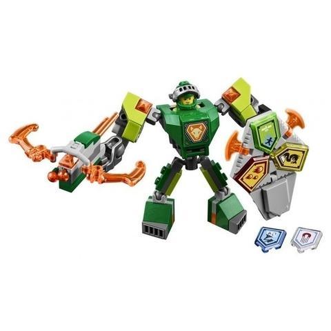 LEGO Nexo Knights: Боевые доспехи Аарона 70364 — Battle Suit Aaron — Лего Нексо Рыцари