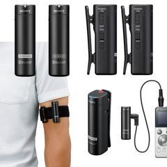 Микрофон Sony Bluetooth с ресивером беспроводной