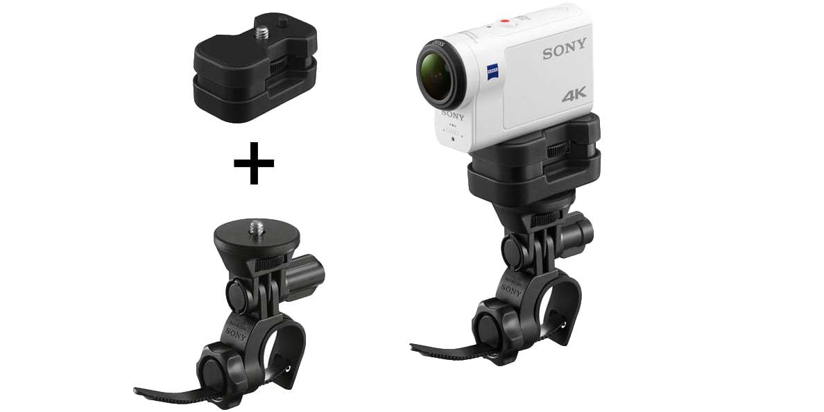 Крепление для поглощения вибраций Sony AKA-MVA как устанавливать