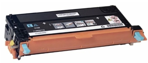 Оригинальный картридж Xerox 113R00719 голубой
