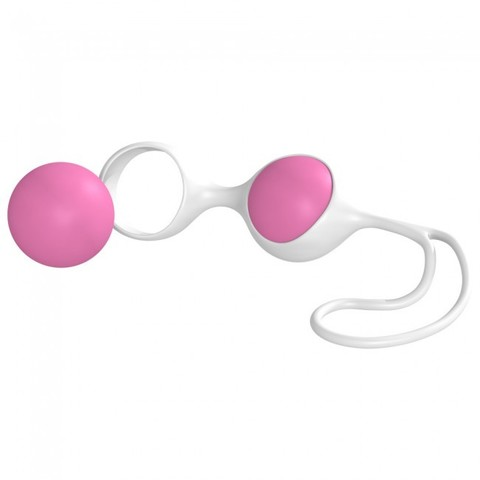 Вагинальные шарики Discretion Love Balls - Minx, 3,5 см.