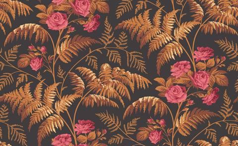 Обои Cole & Son Botanical Botanica 115/10029, интернет магазин Волео