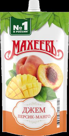 Джем Персик-манго 300г. Махеевъ