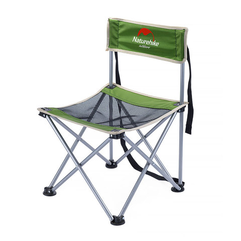 Стул складной Naturehike Outdoor Light Folding Chair
