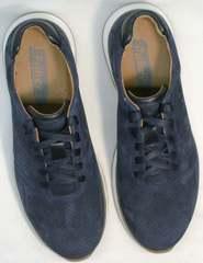 Удобные кроссовки для ходьбы мужские Faber 1957134-7 Blue