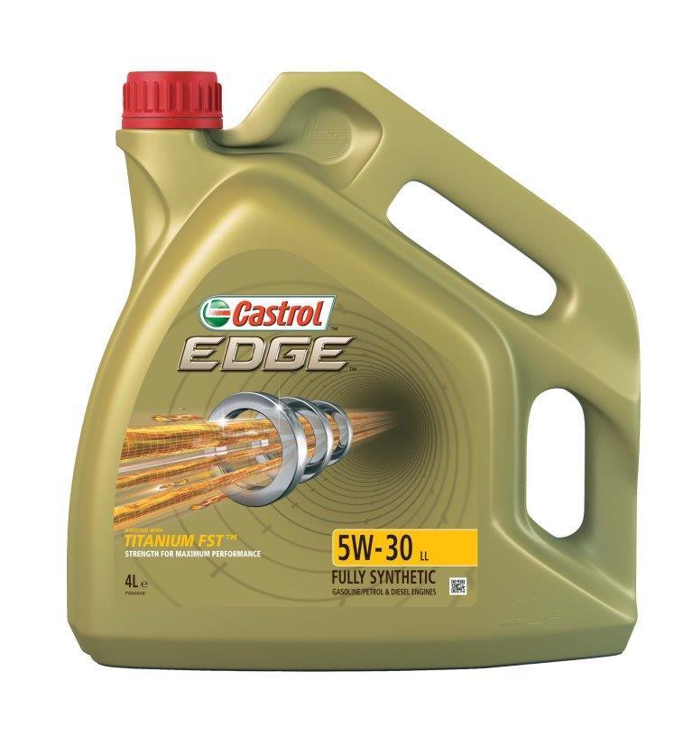 Castrol Edge LL 5W30 Синтетическое моторное масло