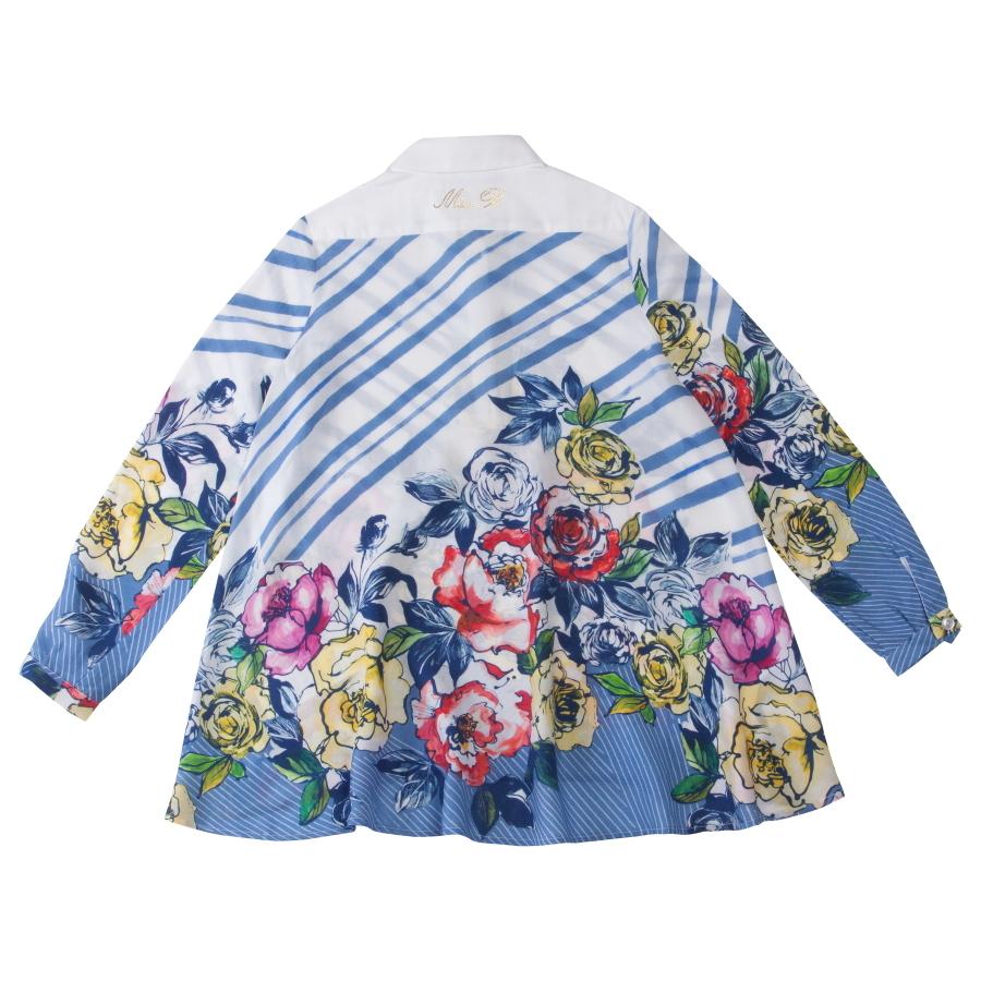 Блузка для девочки Miss Blumarine