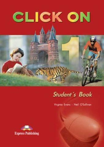 Click On 1. Student's Book. Beginner. Учебник