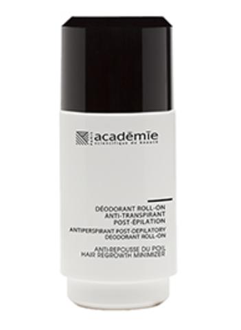 Academie Deodorant Roll-on Anti-transpirant Post-Épilatorie Deodorant Roll On Anti Transpirant
