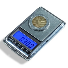 Цифровые весы LIBRA Mini  для монет от 0,01 гр. до 100 гр. +/- 0,03 г.