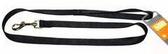 Поводок для собак, Hunter Smart Ecco 20/100, нейлон черный
