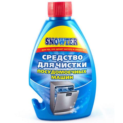 Очиститель для посудомоечных машин Snowter 250 мл