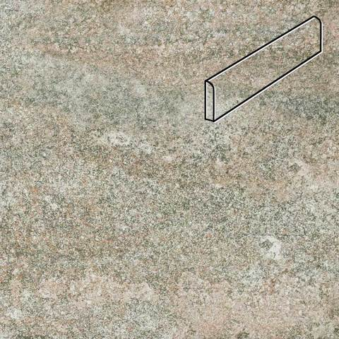 Stroeher - Keraplatte Epos 957 kawe 294х73х8 артикул 8102 - Клинкерный цоколь