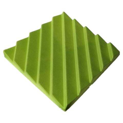 POLYSTER  3D объемная звукопоглощающая  панель  из полиэфирного волокна