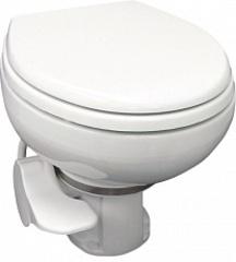 Туалет вакуумный SeaLand VacuFlush 5048 (12/24 В, белый)