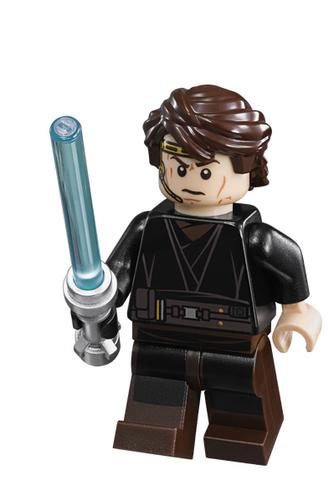 LEGO Star Wars: Перехватчик Джедаев 75038 — Jedi Interceptor — Лего Звездные войны Стар Ворз
