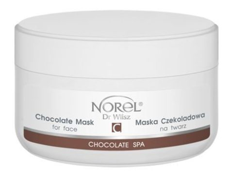 *Питательная восстаналивающая шоколадная маска (NOREL/CHOCOLATE SPA/200мл/PN 231)