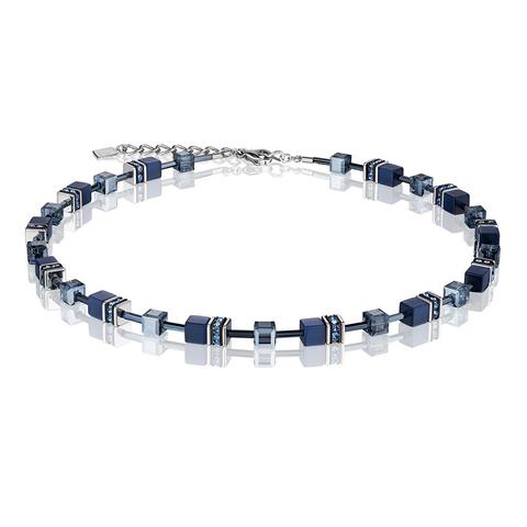 Колье Coeur de Lion 4322/10-0722 цвет синий