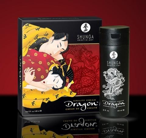 Интимный мужской крем  Дракон