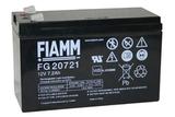Аккумулятор FIAMM FG20721 ( 12V 7,2Ah / 12В 7,2Ач ) - фотография
