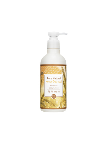 Holika Holika Pure Natural Honey Oat-mill Moisture Body Lotion