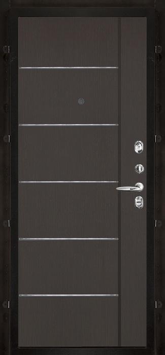 Внутренняя. Венге. Рисунок пвх МД 002 m965