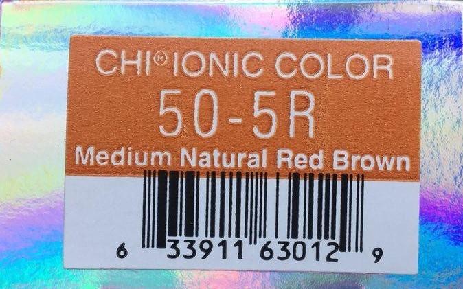 Крем-краска CHI Ионик 50-5 R 85 гр