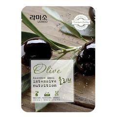 La Miso Olive Essence Mask Sheet - Маска-салфетка с экстрактом оливы