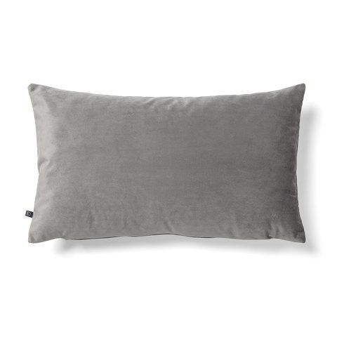 Чехол на подушку Jolie 30x50 серый