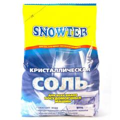 Соль для посудомоечных машин Snowter 1,5 кг