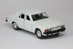 GAZ-3102 Volga white Agat Mossar Tantal 1:43