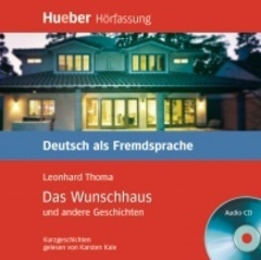 Wunschhaus und andere Geschichten, Reader CD