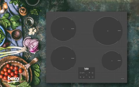 Встраиваемая индукционная панель Beko HII 64400 ATZG