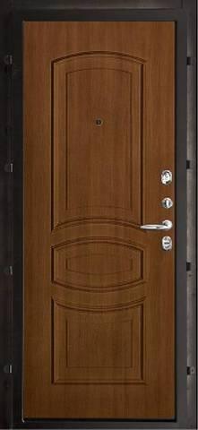 Внутренняя. Орех. Рисунок пвх анастасия m527