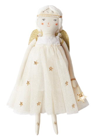 Рождественская кукла