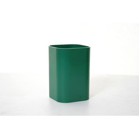 Подставка-стакан для ручек Attache зеленая