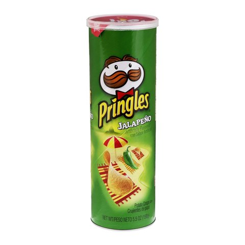 Чипсы Pringles Jalapeno