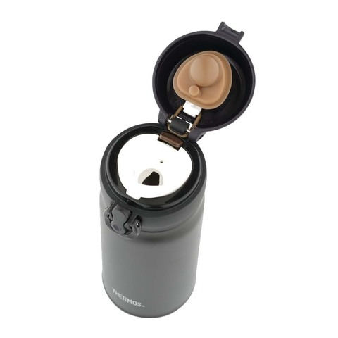 Термокружка Thermos JNL-352-ALB (0,35 литра), черная