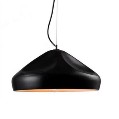 Подвесной светильник копия Pleat Box by Marset D36 (черный)