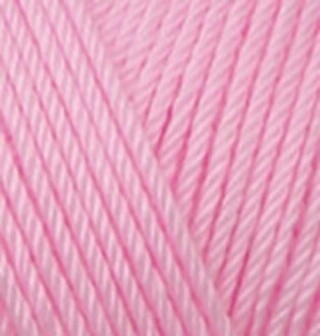Пряжа Diva Plus Alize 98 розовый фото