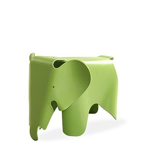 Детский стул Eames Elephant by Vitra (зеленый)