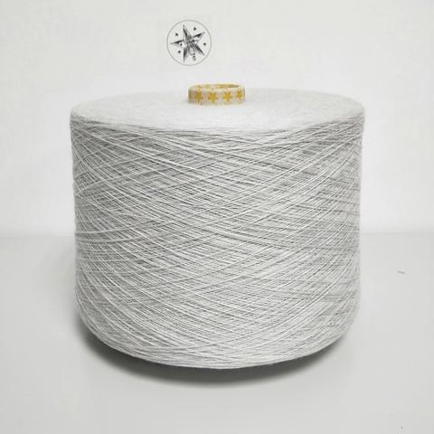 Amico, Teck, Меринос 100%, Светло-серый меланж, 2/48, 2400 м в 100 г