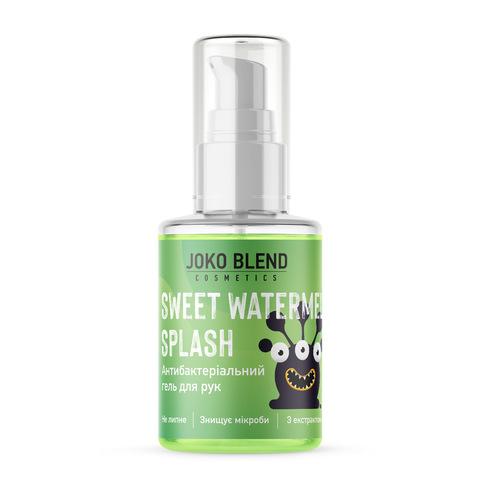 Антисептик для рук гель Sweet Watermelon Splash Joko Blend 30 мл (1)