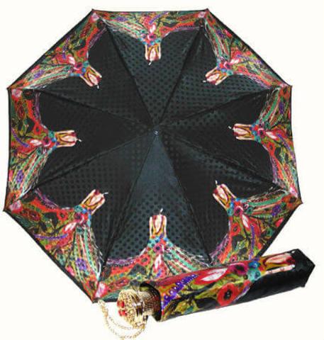 Зонт женский складной Pasotti Flamenco