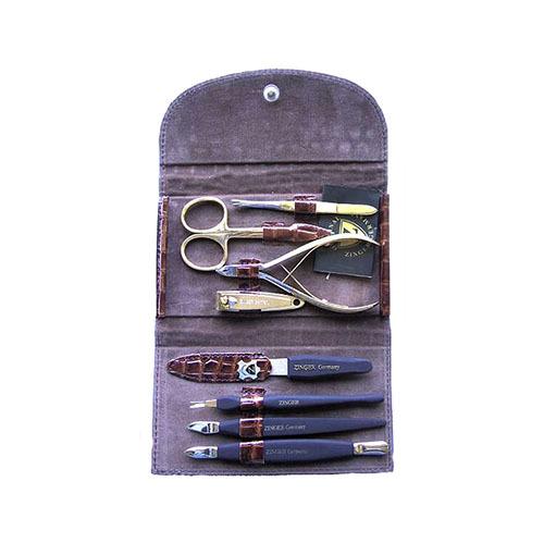 Маникюрный набор из 8 предметов Zinger zMs 1402-21205 G
