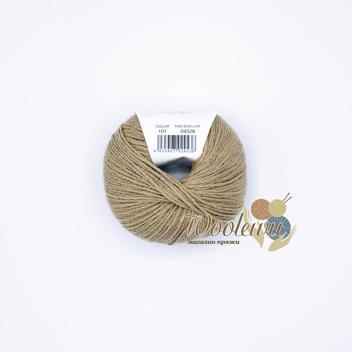 Katia Concept Cotton Yak - 101