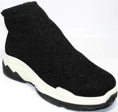 Самые модные кроссовки Seastar LA33 Black.