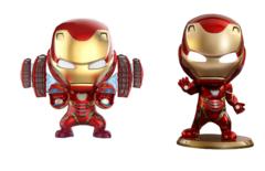Мстители фигурка Железный Человек Марк 50 с подсветкой