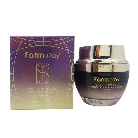 Крем Farmstay Grape Stem Cell Wrinkle Lifting Cream 50ml