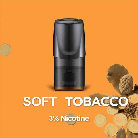 Сменный Картридж RELX 2ml Soft Tobacco 3% (1шт)
